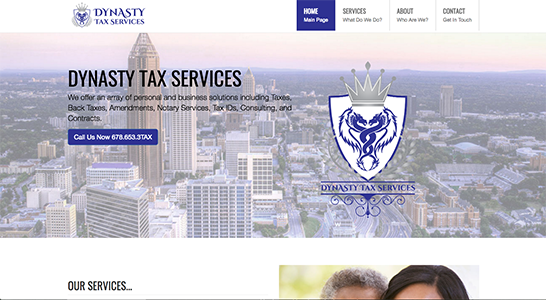 Dynasty Tax Services